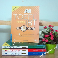 Sách A1 Toefl iBT Reading - Kèm CD