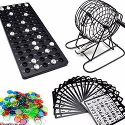 - Tên sản phẩm: Bộ Trò Chơi Quay Số Bingo Loto Trúng Thưởng Vui Tết