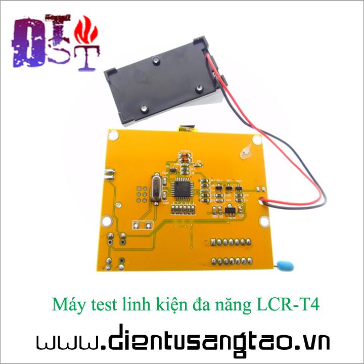 Máy test linh kiện đa năng LCR-T4 4