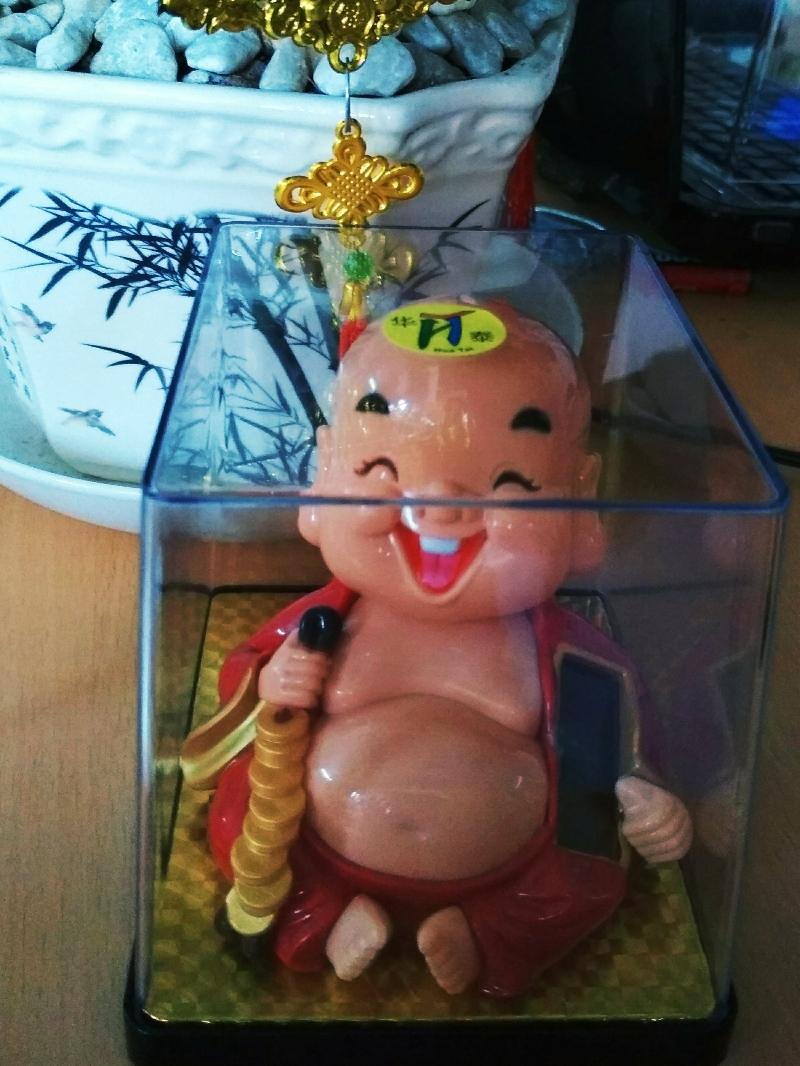 Tượng Phật Di Lạc Gật Đầu 4