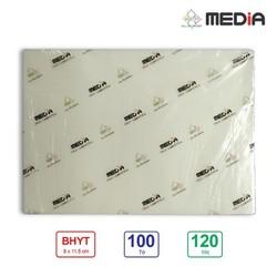 Màng Ép Plastic Media 120mic 100 tờ