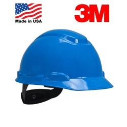 Nón bảo hộ 3 M H703R màu xanh -Made in USA
