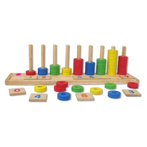 Học đếm bậc thang bằng gỗ winwintoys - 10566478 , 8629173 , 15_8629173 , 175000 , Hoc-dem-bac-thang-bang-go-winwintoys-15_8629173 , sendo.vn , Học đếm bậc thang bằng gỗ winwintoys