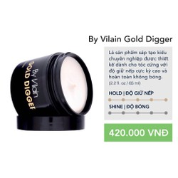 BY VILAIN - GOLD DIGGER