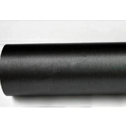 Miếng dán trang trí nhôm xước màu đen khổ 1.52m x 1m