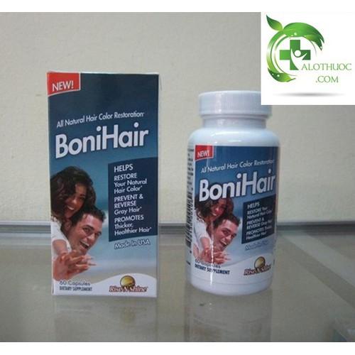 BoniHair, Ngăn ngừa bạc tóc, khôi phục lại mái tóc 30 viên - 10419391 , 8628464 , 15_8628464 , 315000 , BoniHair-Ngan-ngua-bac-toc-khoi-phuc-lai-mai-toc-30-vien-15_8628464 , sendo.vn , BoniHair, Ngăn ngừa bạc tóc, khôi phục lại mái tóc 30 viên