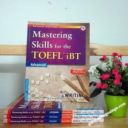 Sách Mastering skills for the Toefl iBT Advanced Writing - Kèm CD