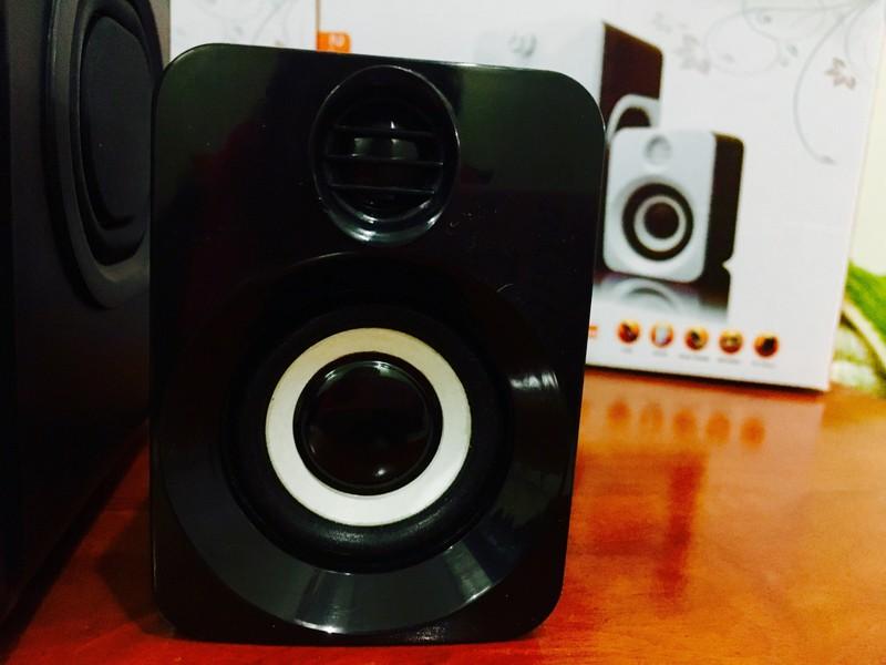 Loa Nghe Nhạc Điện thoại, Máy tính, PKCB-201 Speakers 12