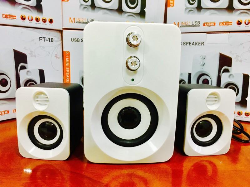 Loa Nghe Nhạc Điện thoại, Máy tính, PKCB-201 Speakers 1