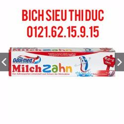 Kem đánh răng trẻ em Odol-med 3 Milchzahn 0,5-5 tuổi - Đức