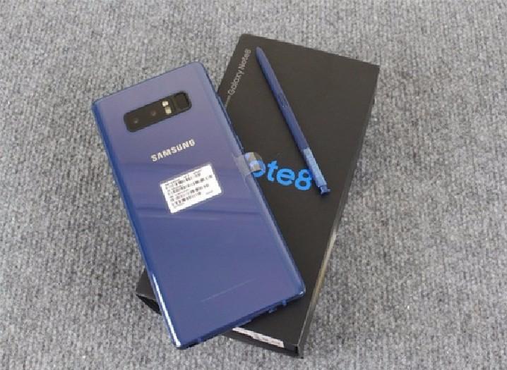 Samsung Galaxy Note 8 Chính hãng Fullbox 5