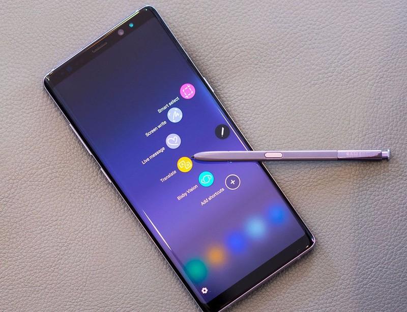Samsung Galaxy Note 8 Chính hãng Fullbox 4