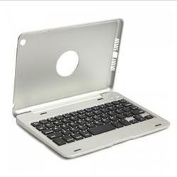 Bàn phím iPad mini 1 2 3 Bluetooth kiêm ốp lưng giá đỡ Case keyboard