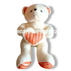 Gấu bông hồng cực kì dễ thương giá rẻ nhất sài gòn
