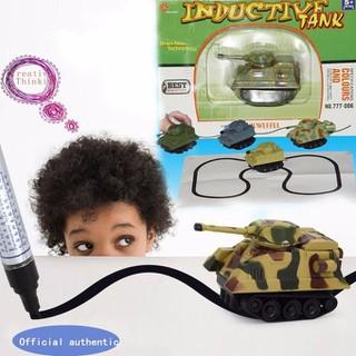 Đồ chơi cho trẻ - Xe cảm biến chạy theo nét vẽ - 40787 thumbnail