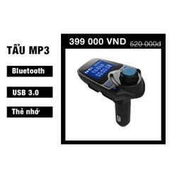 Tẩu MP3 BLUETOOTH