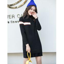 Đầm Len Style Hàn Quốc NA11_Hàng Nhập