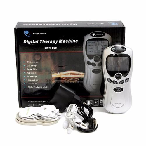 Máy massage xung điện 4 miếng dán SYK-208 loại 1