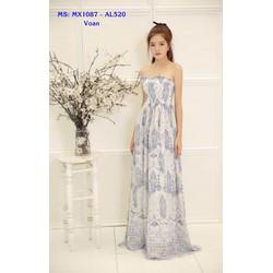 Đầm Maxi Cúp Ngực Dễ Thương