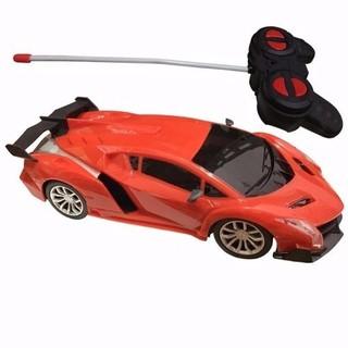Siêu xe ô tô điều khiển từ xa Top Speed cho bé- Đỏ, vàng - OTDKLTS001Do-Z thumbnail