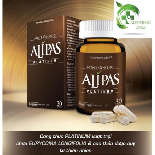 Sâm Alipas Chính hãng alothuoc.com