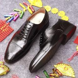 Giày da nam đẹp - Giày nam chất lượng cao
