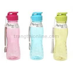 Chai nước Tritan Fliptop Tflip-M-700ml