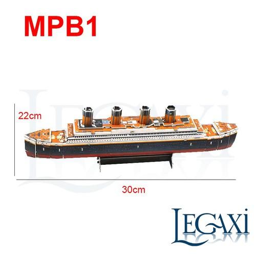 Mô Hình Giấy Tàu Thuyền - 7761250 , 8642032 , 15_8642032 , 45000 , Mo-Hinh-Giay-Tau-Thuyen-15_8642032 , sendo.vn , Mô Hình Giấy Tàu Thuyền