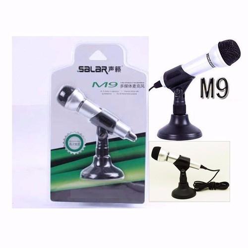 Microphone thu âm Salar M9