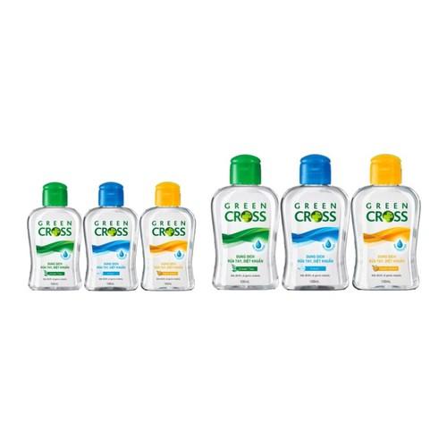 6 chai Nước rửa tay Diệt khuẩn GREENCROSS 100ml và 250ml - Trộn 3 Mùi - 5527713 , 9291429 , 15_9291429 , 201250 , 6-chai-Nuoc-rua-tay-Diet-khuan-GREENCROSS-100ml-va-250ml-Tron-3-Mui-15_9291429 , sendo.vn , 6 chai Nước rửa tay Diệt khuẩn GREENCROSS 100ml và 250ml - Trộn 3 Mùi