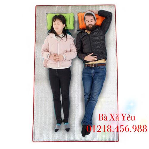 Chiếu Ngủ Đôi Văn Phòng Xếp Gọn 200 x 115 cm