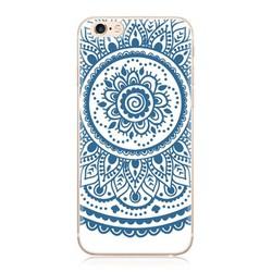 Ốp lưng hình hoa văn xanh iphone 5-5s-6-6s-6 plus-6s plus