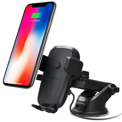 Giá đỡ điện thoại trên ô tô, xe hơi sạc nhanh không dây một chạm gắn táp lô - iOttie, EOT Wireless Fast Charging Dash   {HÀNG CHÍNH HÃNG} - 4420894 , 8651865 , 15_8651865 , 2599000 , Gia-do-dien-thoai-tren-o-to-xe-hoi-sac-nhanh-khong-day-mot-cham-gan-tap-lo-iOttie-EOT-Wireless-Fast-Charging-Dash-HANG-CHINH-HANG-15_8651865 , sendo.vn , Giá đỡ điện thoại trên ô tô, xe hơi sạc nhanh không d