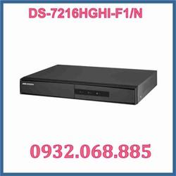 Đầu ghi hình camera DS-7216HGHI-F1-N 16 kênh