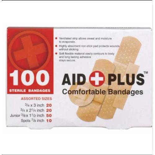 Hộp 100 băng gạc y tế cá nhân dán vết thương - 10570071 , 8651342 , 15_8651342 , 50000 , Hop-100-bang-gac-y-te-ca-nhan-dan-vet-thuong-15_8651342 , sendo.vn , Hộp 100 băng gạc y tế cá nhân dán vết thương