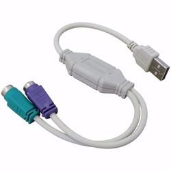 CÁP CHUYỂN USB SANG PS2 THƯỜNG