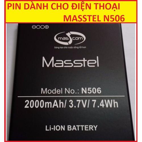 PIN MASSTEL N506