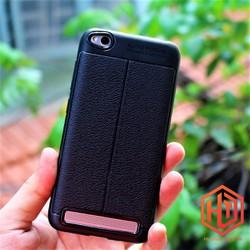 Xiaomi Redmi 5A - Ốp lưng dẻo Vân Da cực sang trọng