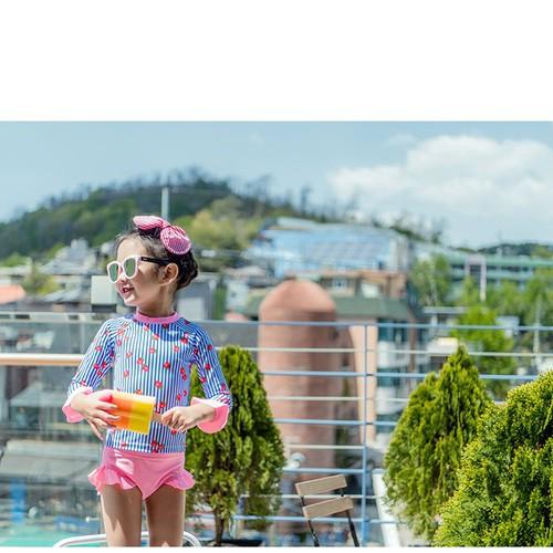 Đồ bơi cho bé tay dài chống nắng
