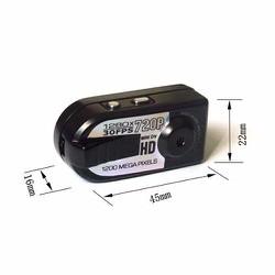 Camera Mini Q5 HD 1280x720P, tốc độ 30 Fps,  12 Megapixel