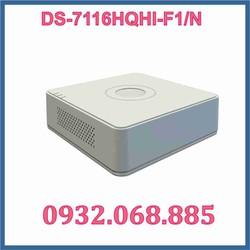 Đầu ghi hình camera DS-7116HQHI-F1-N 16 kênh