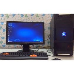 Bộ máy tính học tập chơi game online giá rẻ