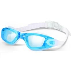 Kính bơi thời trang cao cấp 2360, mắt KÍNH TRONG,- POPO Sports