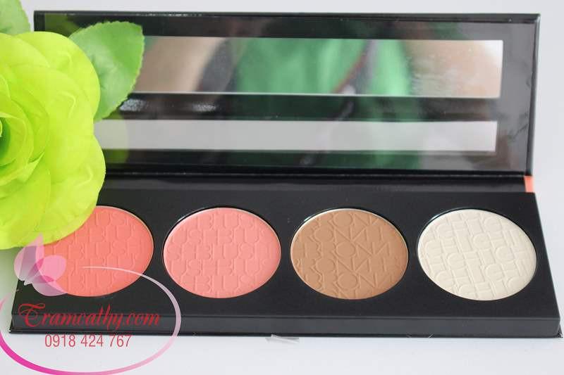 Phấn má hồng và tạo khối L.A Girl Beauty Brick Blush Collec 1