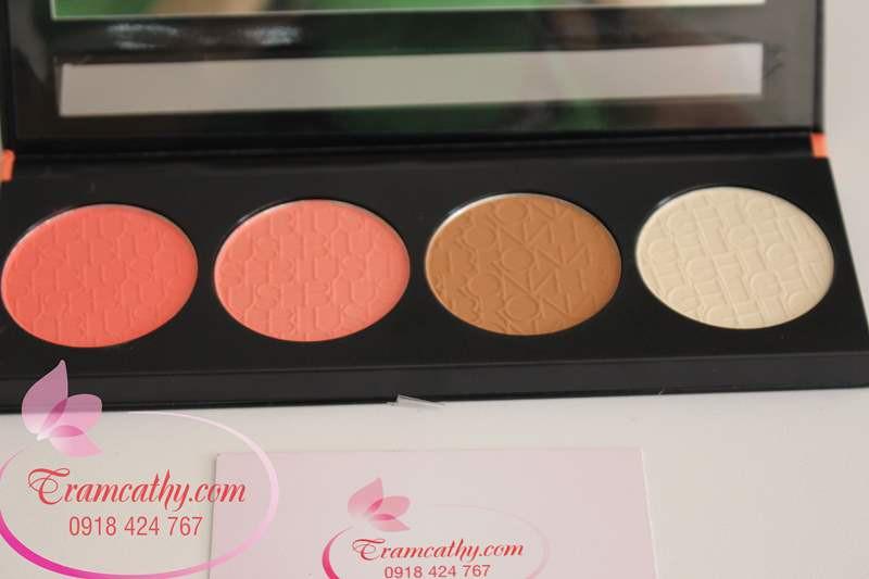 Phấn má hồng và tạo khối L.A Girl Beauty Brick Blush Collec 5