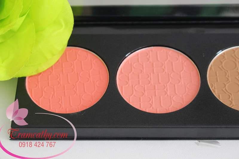 Phấn má hồng và tạo khối L.A Girl Beauty Brick Blush Collec 2