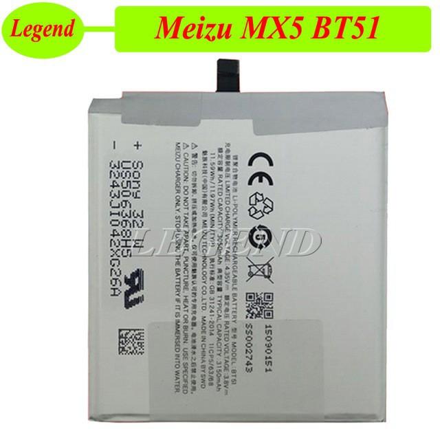 Pin Meizu MX5  BT513150mAh 1