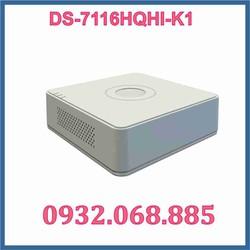 Đầu ghi hình camera DS-7116HQHI-K1 16 kênh