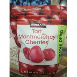 Cherry khô ngon và rất mới của Kirkland 567g