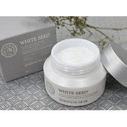 Kem Dưỡng Da The Face Shop White Seed White Moisture Cream